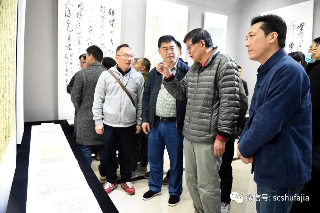 快讯   《传承与创新·四川省第二届行草书大展》在四川福宝美术馆开幕