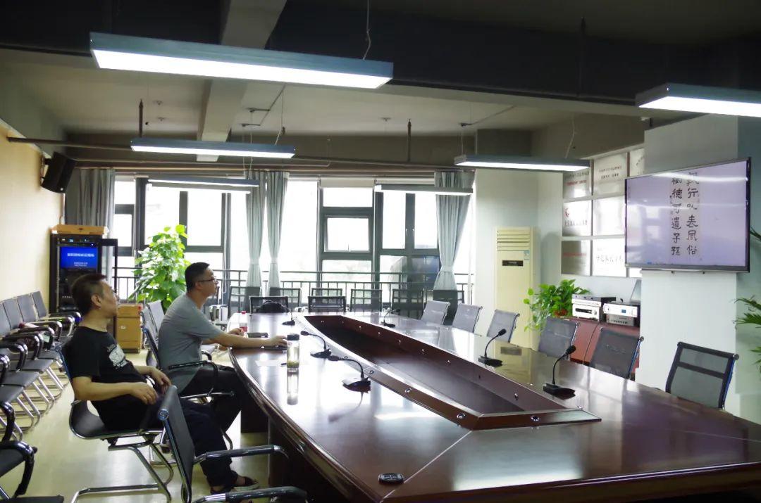 武侯区教育学会书法专委会开展2021年成都市中小学生毛笔书法作品展评活动应征作品区级初评工作